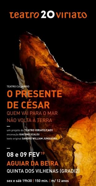 O Presente de César – Aguiar da Beira